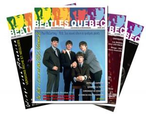 Magazine Beatles Québec