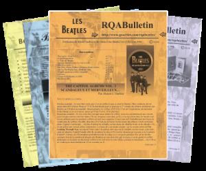 RQABulletin - Beatles Québec